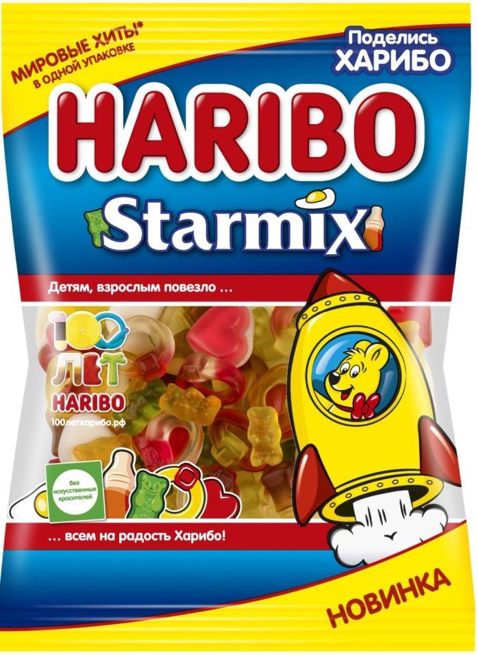 Мармелад Haribo жевательный Starmix 155г