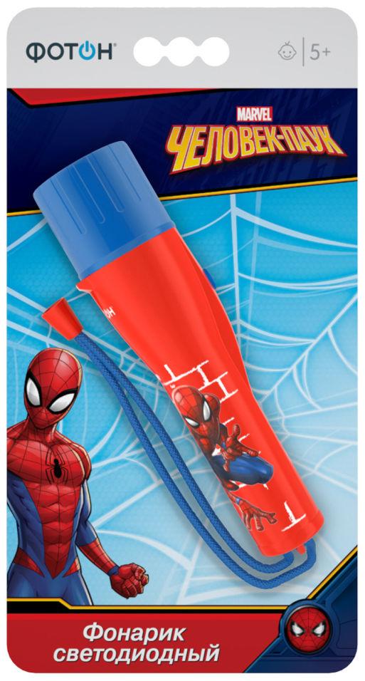 Фонарик Фотон Marvel Человек-паук светодиодный