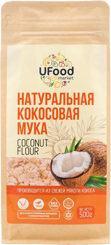 Мука Ufood Кокосовая 500г