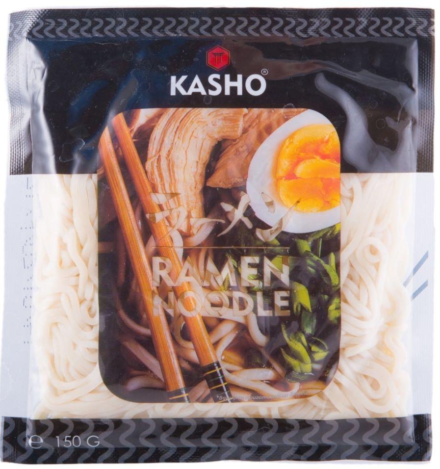 Лапша Kasho Рамен nood пшеничная 150г
