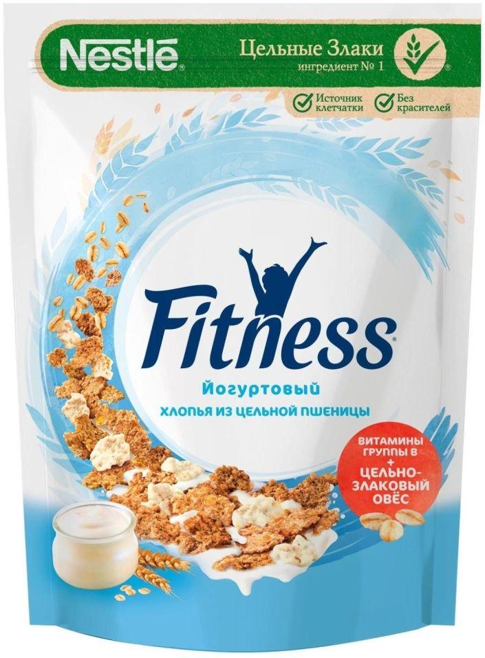 Хлопья Fitness из цельной пшеницы в йогуртовой глазури 160г