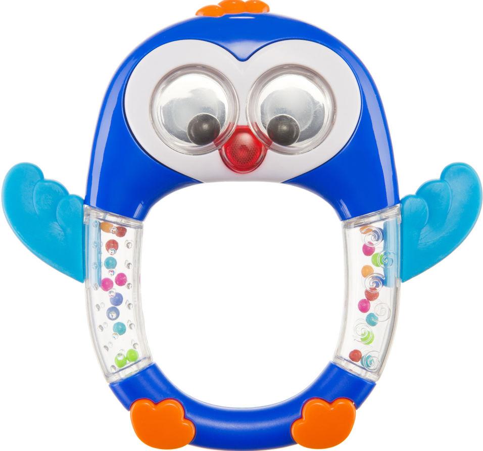 Погремушка музыкальная Happy Baby Penguin Lo-Lo