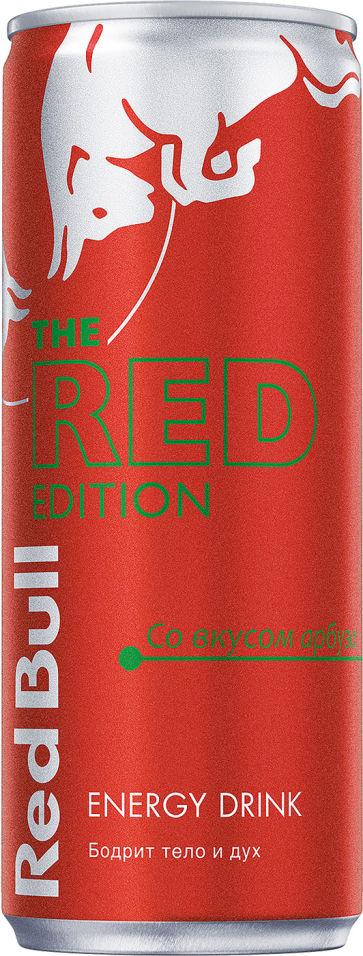 Напиток Red Bull энергетический со вкусом арбуза 250мл