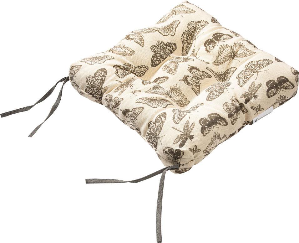 Подушка Guten Morgen Декоративная сидушка 40*40см в ассортименте