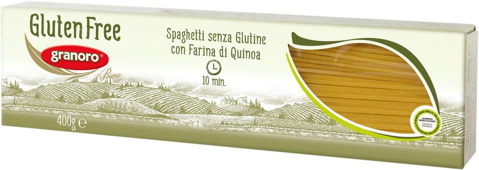 Макаронные издение GranOro Спагетти 400г
