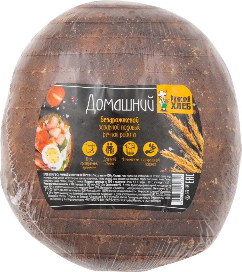 Хлеб Рижский Хлеб Домашний 400г