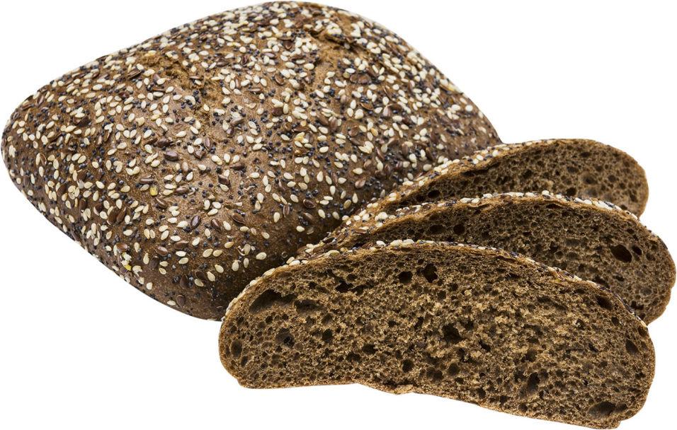 Хлеб Итальянский Бокатта с семечками 160г