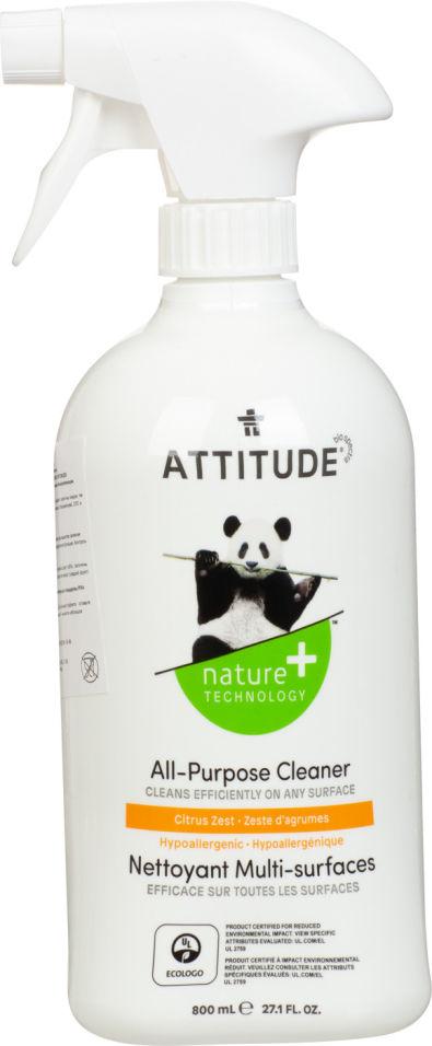 Средство чистящее Attitude универсальное 800мл