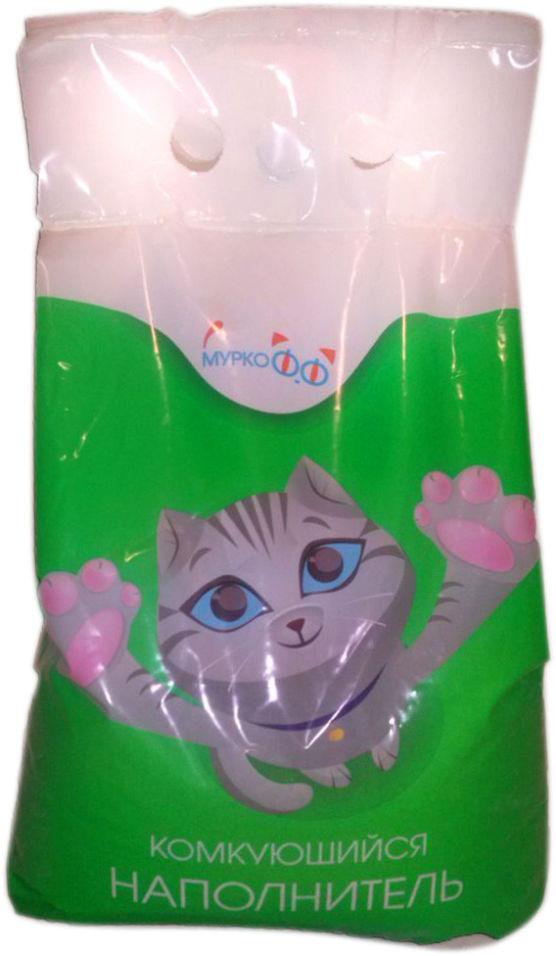 Отзывы о Наполнителе для кошачьего туалета Муркофф Комкующийся 3кг