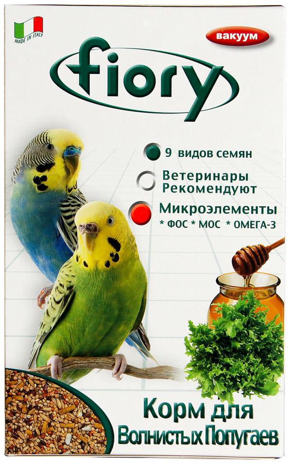 Корм для птиц Fiory Breeders для волнистых попугаев 400г