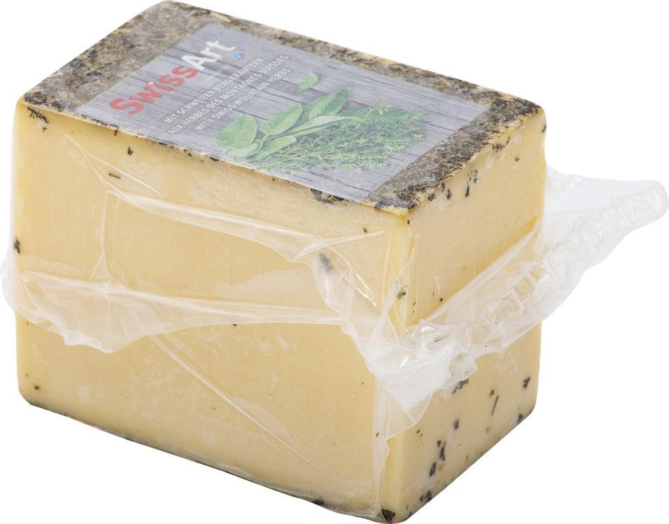 Отзывы о Сыр Emmi SwissArt в альпийских травах 50%
