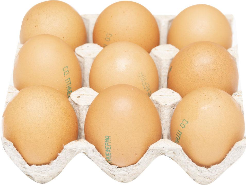 Отзывы о Яйца Птицеферма Федоровская C0 9шт