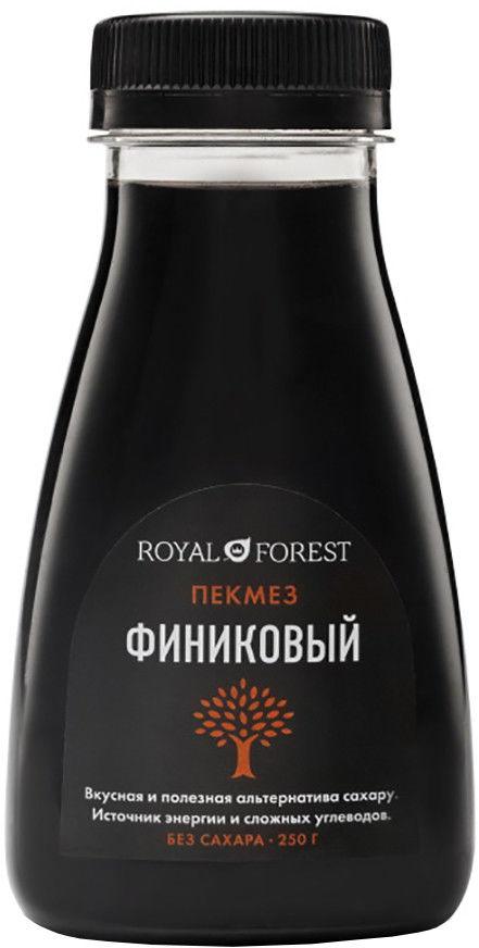 Отзывы о Пекмезе финиковом Royal Forest 250г