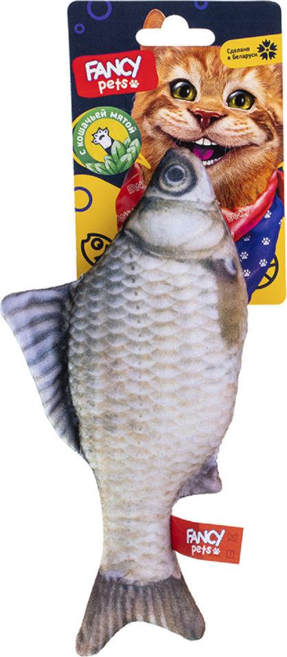 Отзывы о Игрушка для животных Fancy Pets Рыба