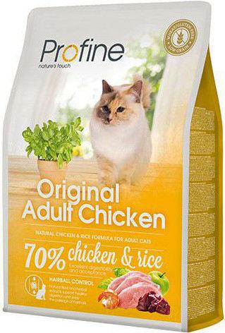 Сухой корм для кошек Profine Original Adult Курица 2кг