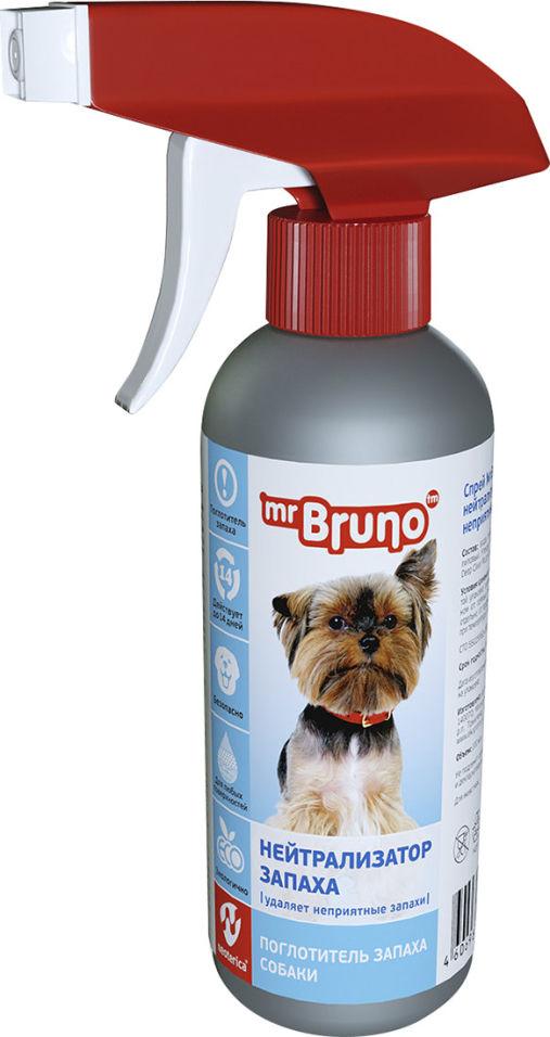 Нейтрализатор запаха Mr. Bruno 200мл