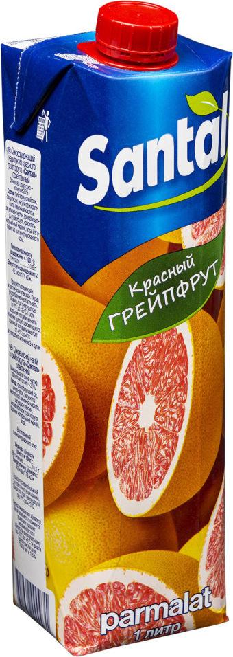 Напиток Santal Красный грейпфрут 1л