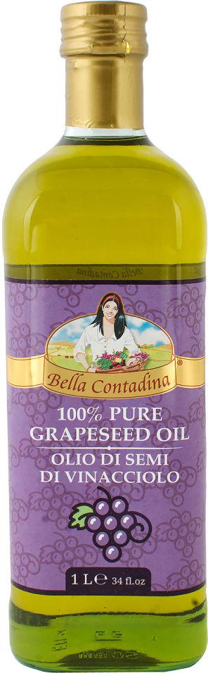 Масло Bella Contadina из виноградных косточек 1л