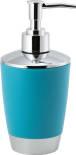 Дозатор для жидкого мыла Swensa Альма голубой