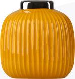Ваза Mandarin Decor Сан-Ремо горчичная 13см