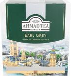 Чай черный Ahmad Tea Earl Grey 100 пак