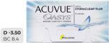 Контактные линзы Acuvue Oasys with Hydraclear Plus Двухнедельные -3.50/14/8.4 6шт