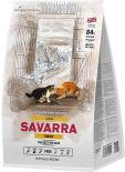 Сухой корм для кошек Savarra Adult All Large Cat Индейка рис 2кг
