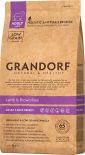 Сухой корм для собак Grandorf Adult large Ягненок с рисом 12кг