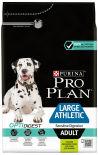 Сухой корм для собак Pro Plan Optidigest Large Athletic Adult Sensitive Digestion для крупных пород атлетического телосложения для улучшения пищеварения с ягненком 3кг