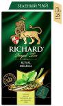 Чай зеленый Richard Royal Melissa 25 пак