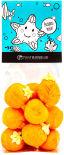 Маршмеллоу PiratMarmelad Гигантский Апельсин с листочком 200г