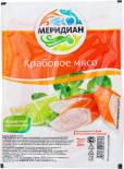 Крабовое мясо Меридиан 200г