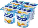 Продукт йогуртный Campina Нежный с соком абрикоса и манго 1.2% 100г