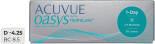 Контактные линзы Acuvue Oasys 1-Day with HydraLuxe Однодневные -4.25/14.3/8.5 30шт