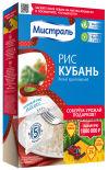 Рис Мистраль Кубань круглозерный 5пак*80г