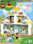 Конструктор LEGO DUPLO Town 10929 Модульный игрушечный дом