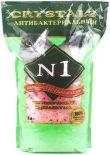 Наполнитель для кошачьего туалета Наполнитель №1 силикагелевый антибактериальный 5л