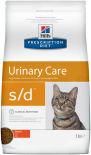 Сухой корм для кошек Hills Prescription Diet s/d для лечения МКБ с курицей 5кг