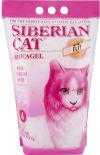 Наполнитель для кошачьего туалета Сибирская кошка Элита для привередливых кошек 4л