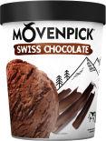 Мороженое Movenpick Сливочное Swiss chocolate 10.2% 276г