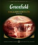 Чай черный Greenfield English Edition 100 пак