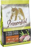 Сухой корм для кошек Primordial Утка и Индейка 400г