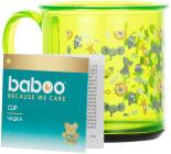 Чашка Baboo Safari с антискользящим дном 170мл 12+
