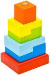 Пирамидка Alatoys Ступеньки