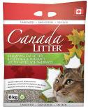 Наполнитель для кошачьего туалета Canada Litter с ароматом лаванды 6кг