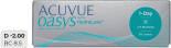 Контактные линзы Acuvue Oasys 1-Day with HydraLuxe Однодневные -2.00/14.3/8.5 30шт