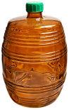 Бутыль Бариле Твист-52мм Коньяк 10л