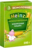 Кашка Heinz Кукурузная низкоаллергенная 200г