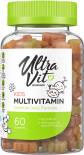 Комплекс витаминов UltraVit Gummies Kids 60шт