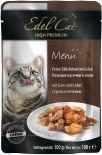 Корм для кошек Edel Cat Гусь и печень 100г